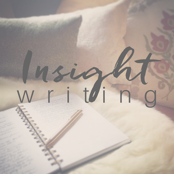 Insight Writing Teacher - Cynthia Berg