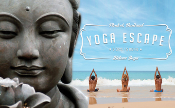 Yoga Escape in Phuket (9% off)