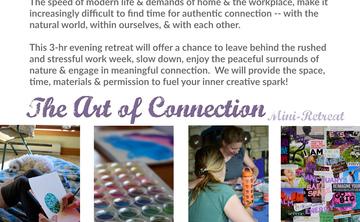 """Art of Connection"" Mini-Retreat"