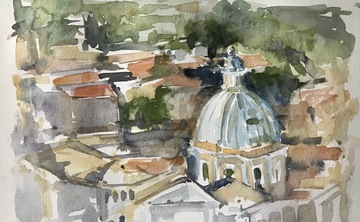 Paint Italy with Anne Kullaf