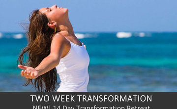 Women's Two Week Transformation Weight Loss, Health and Wellness Retreat.