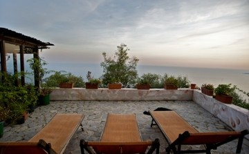 Amalfi Coast Italy Yoga Retreat