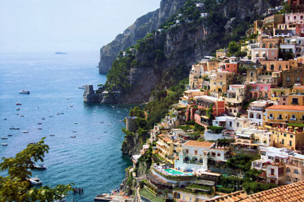 Journey Amalfi Coast Italy SOLD OUT Caltech Alumni Events