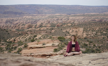 Red Rock yoga Retreat in Moab, Utah