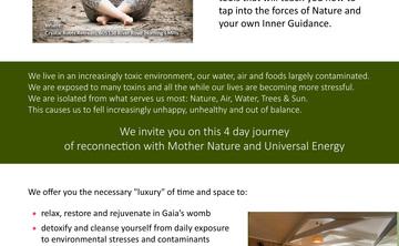 True Nature Through Tao, 4 day retreat