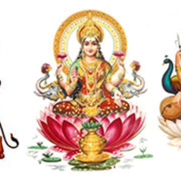 [en:] Navaratri Celebrations & Pujas[fr:] Célébrations de la Navartri & Pujas[:]