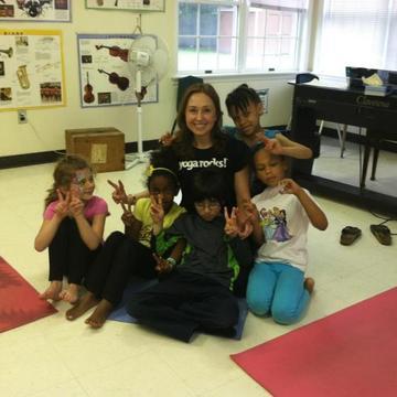 Yoga Rocks! Kids Teacher Training