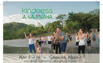 Kindness Yoga Beach Retreat