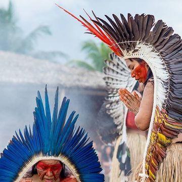 Yawanawa Tribe - Amazon, Brazil