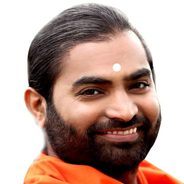 Shwasa Guru Sri Vachanananda Swamiji