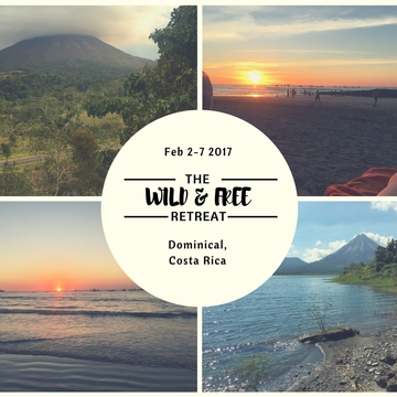 Wild & Free Costa Rica Yoga Retreat