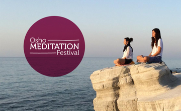 Osho Meditation Festival at the Colombian beaches – 9th to 13th of September 2015