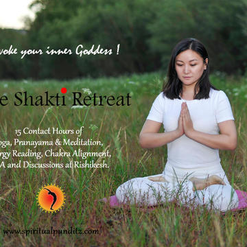 The 'Shakti' Retreat