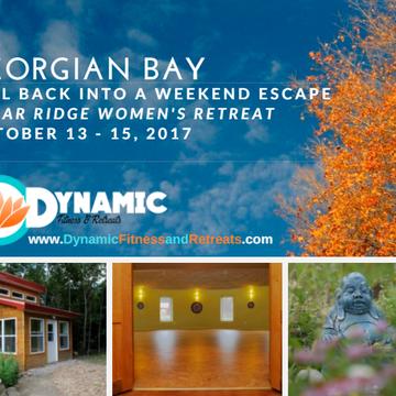 Georgian Bay Sugar Ridge Women's Retreat