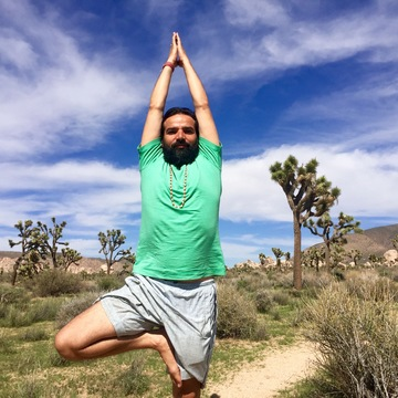 Bhaktifest in Joshua Tree