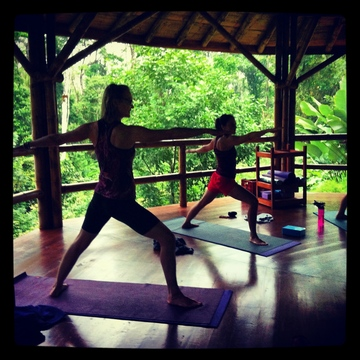 Ashtanga Vinyasa: Flows and Fundamentals with Sydney and Sarah