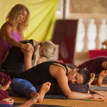 Yin Yoga Teacher Training Retreat - 30hrs & 50hrs - November 2017