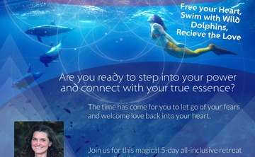 Open to Love Dolphin Retreat