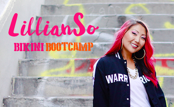 Bikini Bootcamp Sep 30 – Oct 6 (w/ co-host Lillian So)