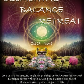 ✥✥✥ Elemental Balance Retreat ✥✥✥