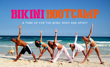 Bikini Bootcamp Jan 9 – Jan 15