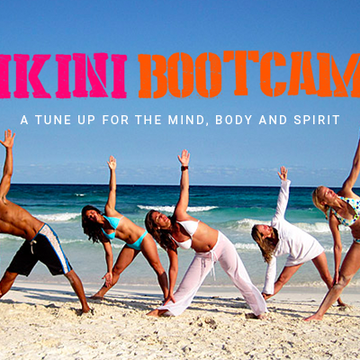 Bikini Bootcamp Oct 29 – Nov 4 with co-host Stephanie