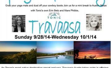 Tripasana to Travaasa