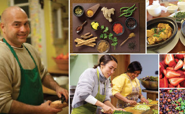 Food As Medicine: Ayurvedic Cooking Certification