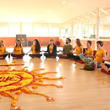 28 days Vinyasa Yoga Teacher Training - January 2018 Mysore India