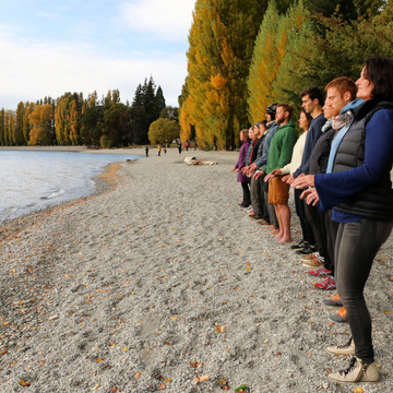 Wanaka Qigong Teacher Training Course using the Shi Ba Shi Qigong System - Level 1