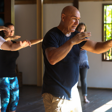 Havelock North Qigong Teacher Training Course using the Shi Ba Shi Qigong System - Level 1