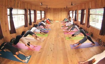 Yoga Teacher Training in India - 2016