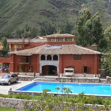 White Eagle Retreat Centre : Urubamba Peru