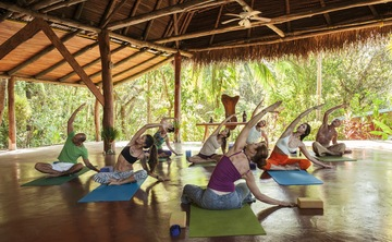 22 Days Wellness Program in Costa Rica