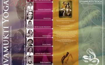 Jivamukti® Yoga Teacher Trainings - International