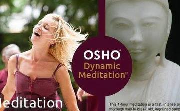 7 Day OSHO Dynamic Meditation in Cali