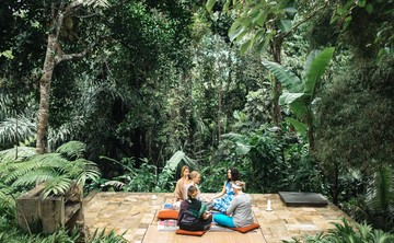 7 Days Luxury New Year Detox & Yoga Retreat in Bali