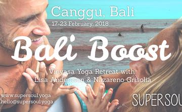 Bali Boost: Vinyasa Flow Yoga Retreat in Bali