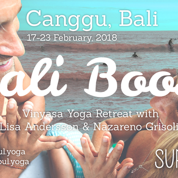 Bali Boost: Vinyasa Flow Yoga Retreat in Bali