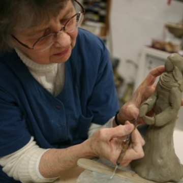 Shape of the Divine: Working with Clay as Spiritual Practice (Mondays)
