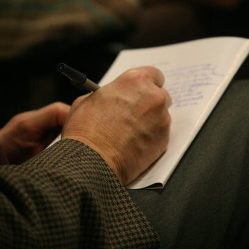 Just Write: Making Time for the Love of Words