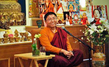 Dzogchen Practice Retreat