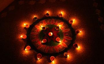 Diwali - Elemental Light/Fire
