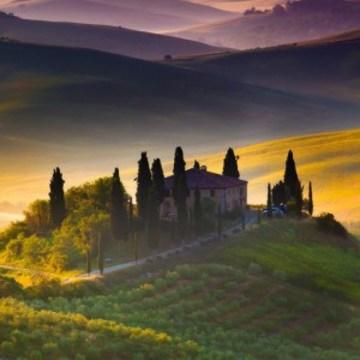 Tuscany • Yoga Retreat