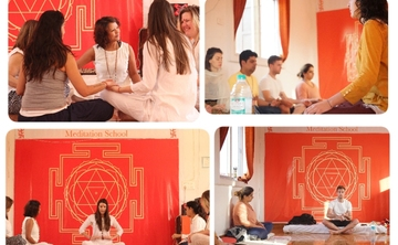 100 hours Certified Meditation Teacher Training Certification Course In Rishikesh India