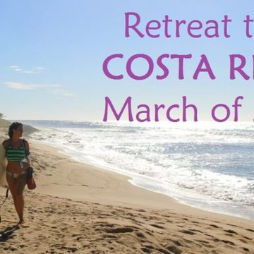 Costa Rican Yoga Adventure