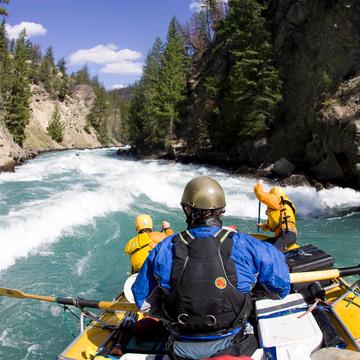 Chilko-Chilcotin-Fraser River Expedition Custom