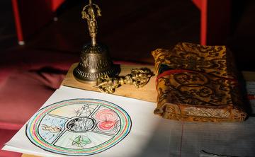 Vajrayana: The Mandala Principle