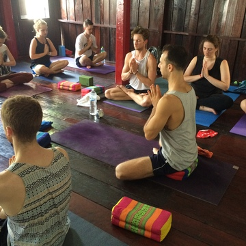 Freedom Yoga Chiang Mai