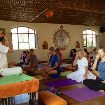 Shiva Shakti Power! A Classical Kundalini 100-hour Yoga Teacher Training
